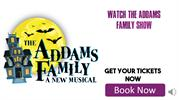 The Addams Family Smithtown Tickets