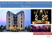 We offer special New Year Packages 2020 in Dharuhera