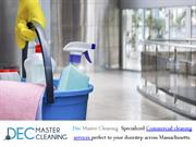 commercial cleaning services in Massachusetts
