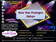 New Year party 2020 in Nahan  | New Year Packages 2020 in Nahan