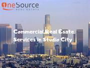 Commercial Real Estate Services