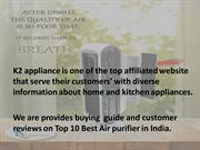 Best Air Purifiers for complete protection of your family