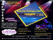 New Year Party 2020 in Jim Corbett | New Year Packages in Jim Corbett