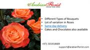 Arabian Florist Same day delivery