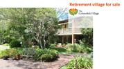 Retirement village for sale
