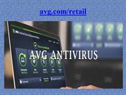 install avg with license number & avg com retail ppt15