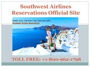 How to Make Southwest Airlines Reservations Online?