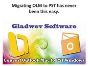 Don't worry about your OLM to PST conversion process anymore.