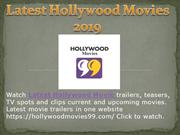 List Top 10 Popular Hollywood Movies 2019 Download Now