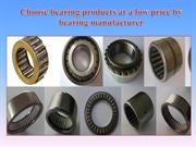 Choose bearing products at a low price by bearing manufacturer
