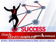Complete 1z0-071 Exam - Pass In first Attempt - Dumps4download.us