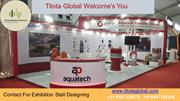 Exhibition Stall Designer in Delhi, India | Stall Design Company
