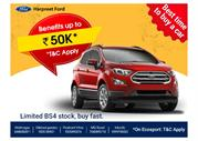 Latest Offers in Ford Cars