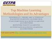 Best Machine Learning Training in Noida