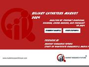 Biliary Catheters Market Research Report - Global Forecast till 2024