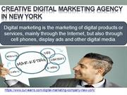 Welcome to creative digital marketing agency