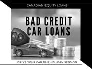 Bad Credit Car Loan In London-When Your Credit Background is Bad?