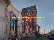 Outdoor Digital Signage Manufacturers | Pro Signs Qatar