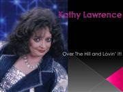 Kathy Lawrence is 50!