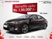 Latest Offers in Toyota Cars