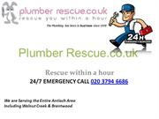 Commercial Heating Engineer-Plumber Rescue