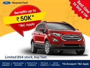 Specail Offers in Ford Cars!