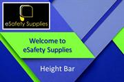 Buy Height Bar online at eSafety Supplies