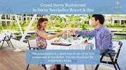 Grand Savoy Restaurant_Savoy Seychelles Resort & Spa