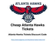 Cheap Tickets for Atlanta Hawks