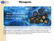 Best Injection molded magnets Available | mjmagnets.com