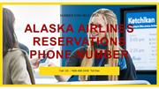 Alaska Airlines Reservations Call US - 1888-498-3449 Toll-free