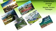 Andaman Nicobar Islands Tour Packages