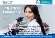 Book Blood Test at Home Mumbai-TRUTEST Laboratories