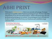 products  Catalog Design& printing