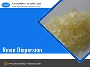 Rosin Dispersion with Excellent Properties for Pressure Sensitive