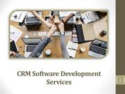 CRM Software Development Services | CRM Solution Developer