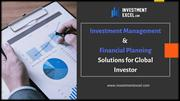 Investment Management & Financial Planning Solutions for Global Invest