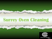 Facts You Never Knew About Surrey Oven Cleaning