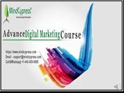 Advance Digital Marketing Course, Mindcypress, What are the fees for D