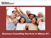 Business Consulting Services in Albany NY