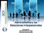 CAPITULO 2 - LA IMAGEN PROFESIONAL ADMIN