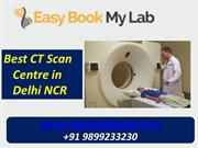 Best CT Scan Centre in Delhi NCR