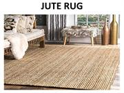 Jute Rug In Dubai