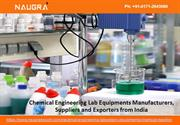 Chemical Engineering Lab Equipments Manufacturers-Naugra Export