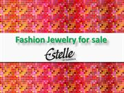 Fashion Jewelry for sale, Artificial jewellery online - Estelle.co