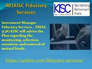 401KISC Fiduciary Services