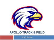 2010 Apollo Track & Field