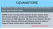 Get the best caravan accessories shop in Australia