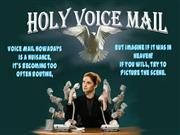 Holyvoice Mail - Unknown