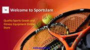 Buy Sports Goods and Fitness Equipment Online at SportsJam